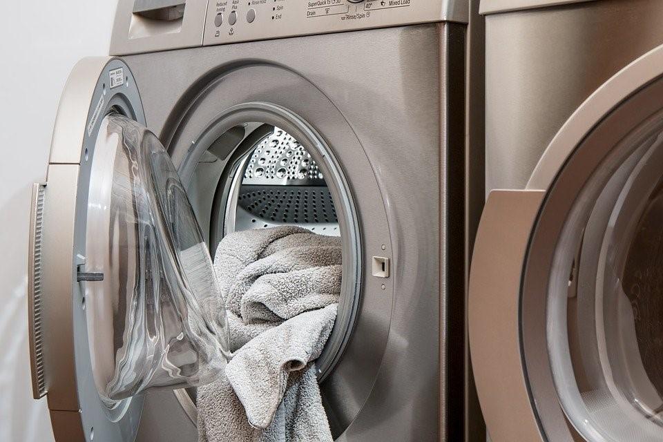 wasmachine kraan vervangen